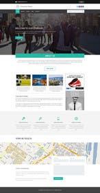 Nro 9 kilpailuun Design a webpage! käyttäjältä ankisethiya