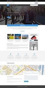 Nro 10 kilpailuun Design a webpage! käyttäjältä ankisethiya