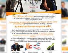 #4 cho Design a Flyer for production of Corporate Video bởi adidoank123