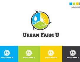#84 untuk Develop a Corporate Identity for Urban Farm U oleh mariadesign78