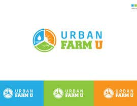 #127 untuk Develop a Corporate Identity for Urban Farm U oleh mariadesign78