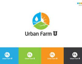 #128 untuk Develop a Corporate Identity for Urban Farm U oleh mariadesign78