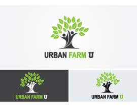 #95 untuk Develop a Corporate Identity for Urban Farm U oleh orangethief