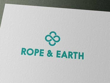 #49 untuk Business Logo design for Rope & Earth oleh DQD