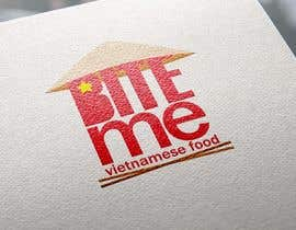 "#25 for Design a Logo for ""bite mi"" by extragrafico"