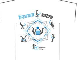 #97 untuk T-shirt Re-design for Freelancer.com oleh chitree