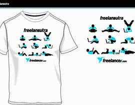 #93 para T-shirt Re-design for Freelancer.com por vigneshr22