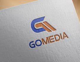 #83 for Design a logo for GoMedia.rocks af nazish123123123