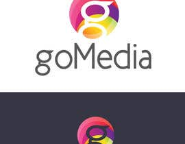 #67 for Design a logo for GoMedia.rocks af manuel0827