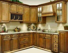 #8 for Adding lighting effects to kitchen cabinets af machine4arts