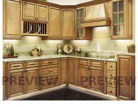 #14 for Adding lighting effects to kitchen cabinets af hxwaraa