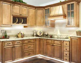 #9 for Adding lighting effects to kitchen cabinets af fi6