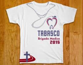 Nro 6 kilpailuun Design a T-Shirt for Missionaries käyttäjältä pandi13
