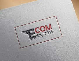 #77 for Design a Logo for eCOM Express by tieuhoangthanh