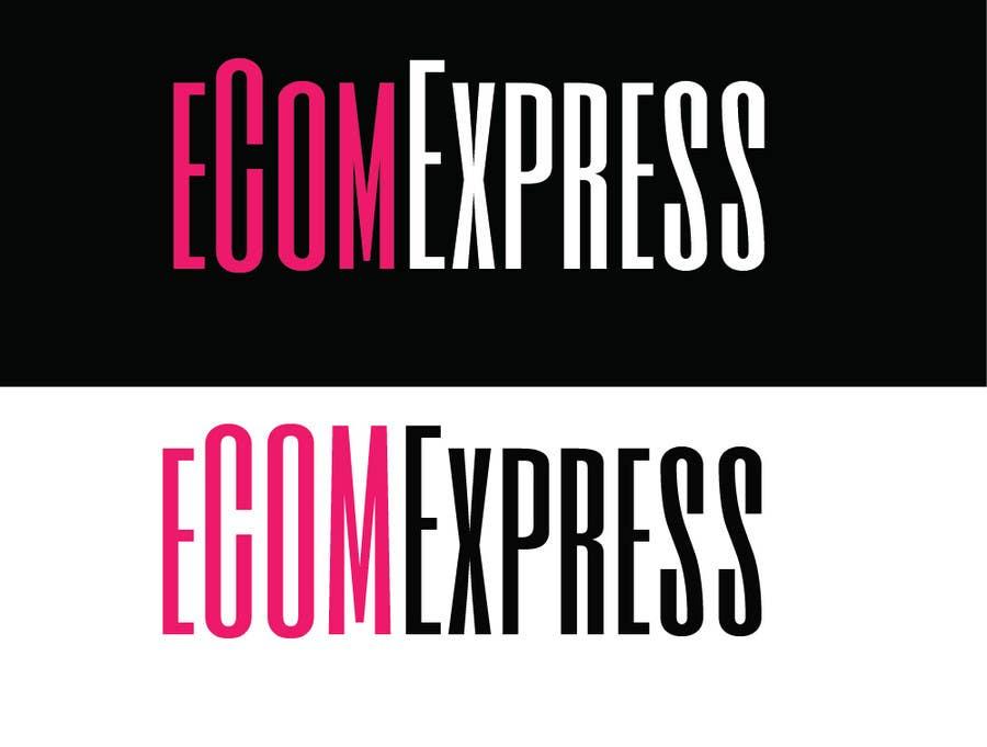 Bài tham dự cuộc thi #9 cho Design a Logo for eCOM Express