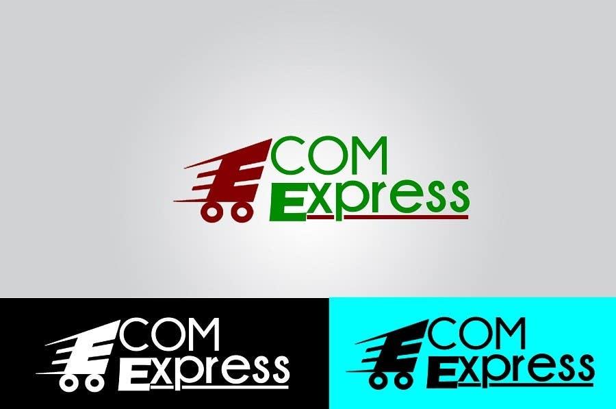 Bài tham dự cuộc thi #64 cho Design a Logo for eCOM Express