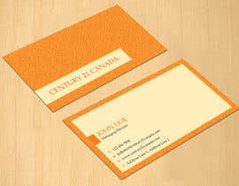 dinesh0805 tarafından Design a dynamic and modern Business Cards for a real estate salesperson için no 44
