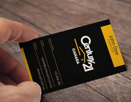 AnnaTaisha tarafından Design a dynamic and modern Business Cards for a real estate salesperson için no 36