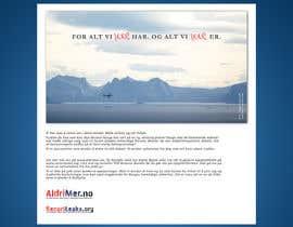 Nro 9 kilpailuun Design an Advertisement for National security reporting project käyttäjältä F5DesignStudio