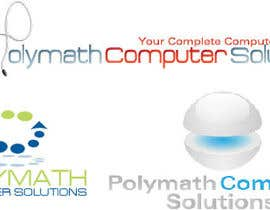 #28 for Logo Design for Polymath Computer Solutions by aliraza91