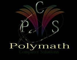 #110 สำหรับ Logo Design for Polymath Computer Solutions โดย JoaoPLSoares