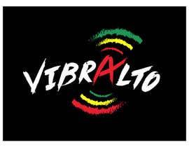 "Nro 35 kilpailuun Diseñar un logotipo para una banda musical de reggae "" VIBRALTO"" käyttäjältä mandadurango"
