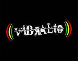 """Nro 17 kilpailuun Diseñar un logotipo para una banda musical de reggae """" VIBRALTO"""" käyttäjältä claudioosorio"""