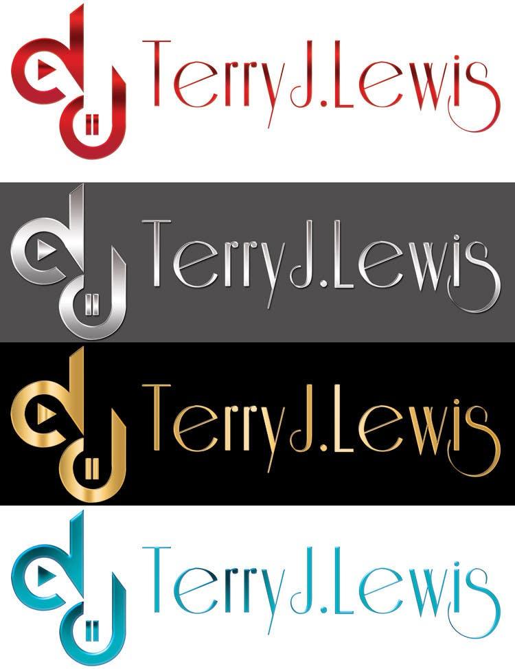 Inscrição nº                                         23                                      do Concurso para                                         Brochure Design for DJ Terry J Lewis