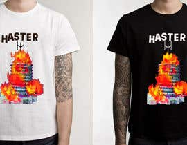 #8 for Hollywood Landscape Burn Scene/Capital Records Building - Haster Tshirt af Jameandras