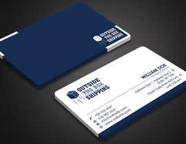 #48 for Business Card for Shipping Store/Company (Logo Supplied) by fibr
