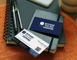 #24 para Business Card for Shipping Store/Company (Logo Supplied) por majasdigital