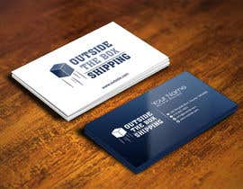 #38 para Business Card for Shipping Store/Company (Logo Supplied) por IllusionG