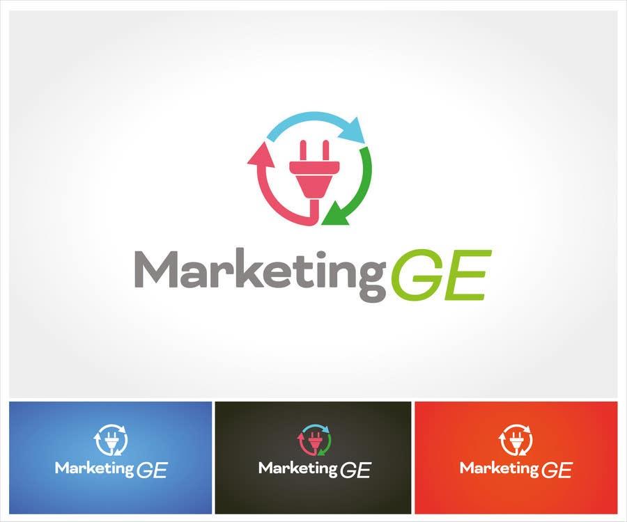 Inscrição nº 27 do Concurso para Design a Logo for MarketingGE