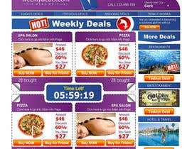 neXXes tarafından Website Design for weeklydeals için no 13