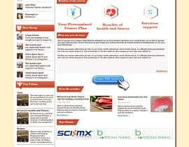#13 untuk Design a Website Mockup for Ratemypt.co oleh katrina92tran