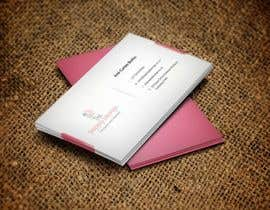#6 untuk Design a letterhead and business cards for a nail salon oleh TanoJawed