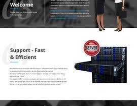 syrwebdevelopmen tarafından Design a Website Mockup for Responsive Wordpress için no 18