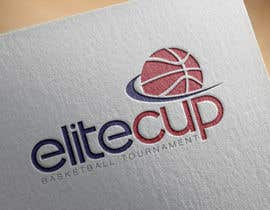#77 for Design a Logo for Elitecup, a new basketball tournament in Bergen by donmute