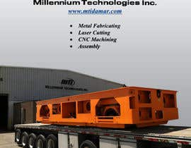 #12 for Re-design a Banner for MTI company af QuickPhoto