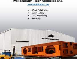 sauravT tarafından Re-design a Banner for MTI company için no 16