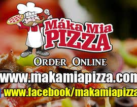 #10 untuk Design a Banner for Online Ordering - Pizza oleh shafique8573