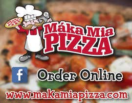#4 untuk Design a Banner for Online Ordering - Pizza oleh christian95it