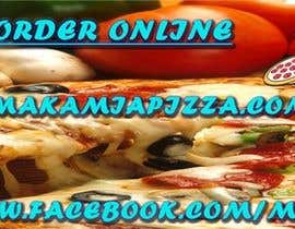 #5 cho Design a Banner for Online Ordering - Pizza bởi sanjit5mishra