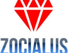 #17 for Design a Logo & Corporate Identity for Zocialus.com af kingzero07