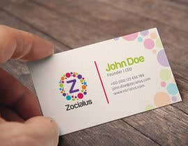 #29 for Design a Logo & Corporate Identity for Zocialus.com af AnnaTaisha