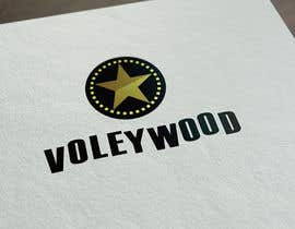#16 para Design A Volleyball + Hollywood Logo! por imagencreativajp