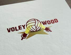 #19 para Design A Volleyball + Hollywood Logo! por imagencreativajp