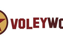 #21 para Design A Volleyball + Hollywood Logo! por imagencreativajp