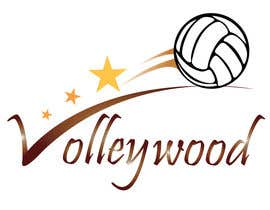 #26 for Design A Volleyball + Hollywood Logo! af lilac18