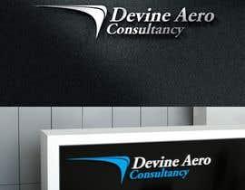 marin7mardari tarafından Devine Aero Consultancy Logo Design için no 134